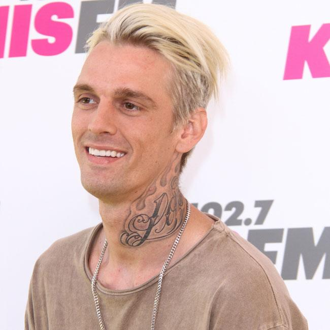 Aaron Carter is still single despite romance rumours after Lina Valentina split