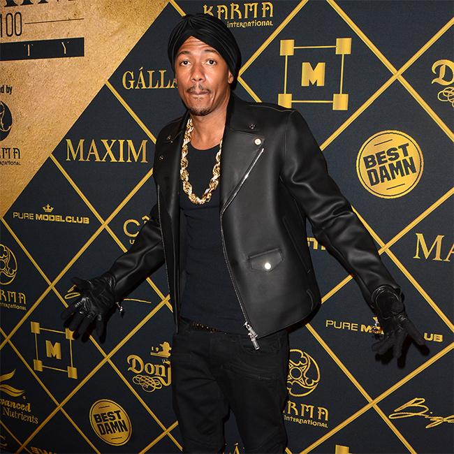Nick Cannon doesn't believe in monogamy