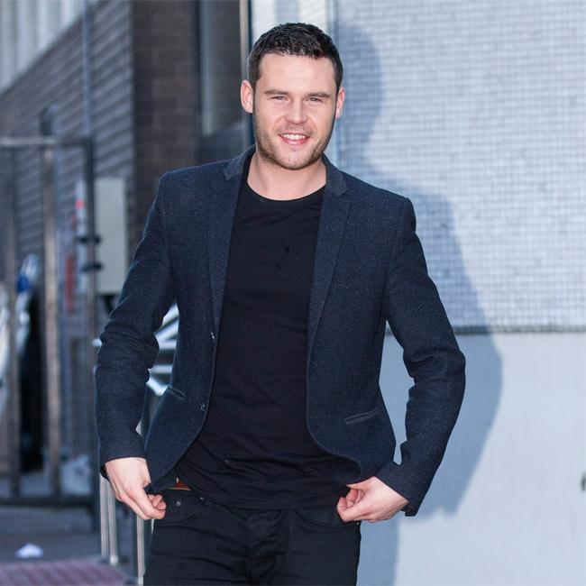 Danny Miller says final scenes with Ryan Hawley are emotional
