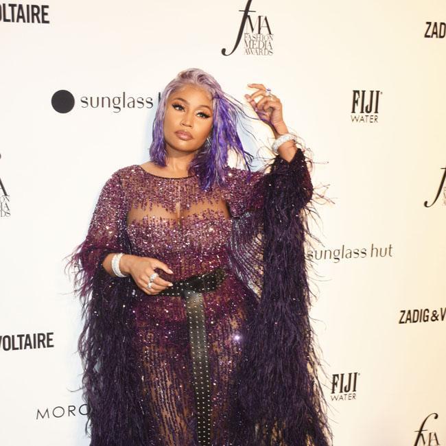 Nicki Minaj teases 'fierce and unapologetic' new album