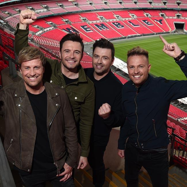 Westlife to make debut at Wembley Stadium in August 2020