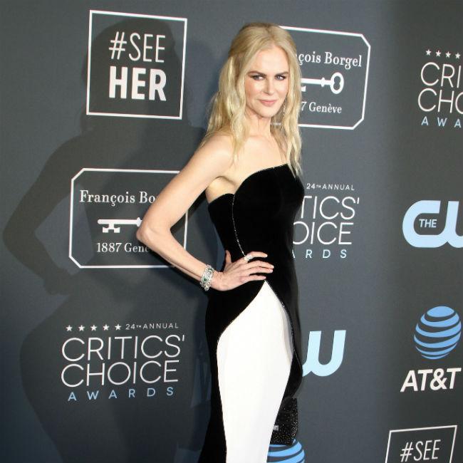 Nicole Kidman: Traumatic roles can affect actors