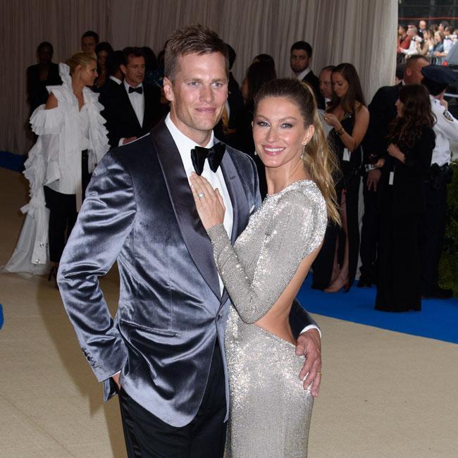 Tom Brady and Gisele Bundchen's healthy family
