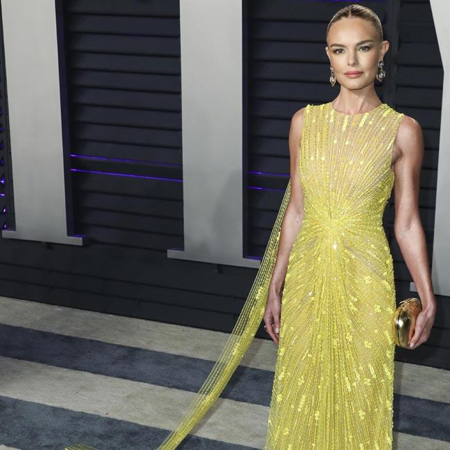 Kate Bosworth sworn off dating actors by Orlando Bloom
