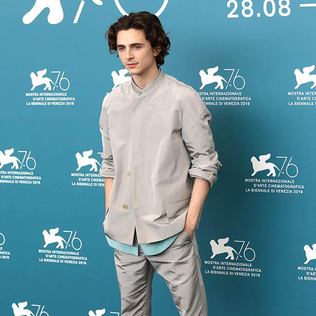 Timothee Chalamet: I still have a lot to learn about acting