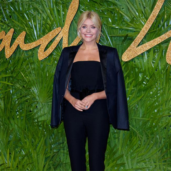 Holly Willoughby felt 'emotional' as youngest son starts school