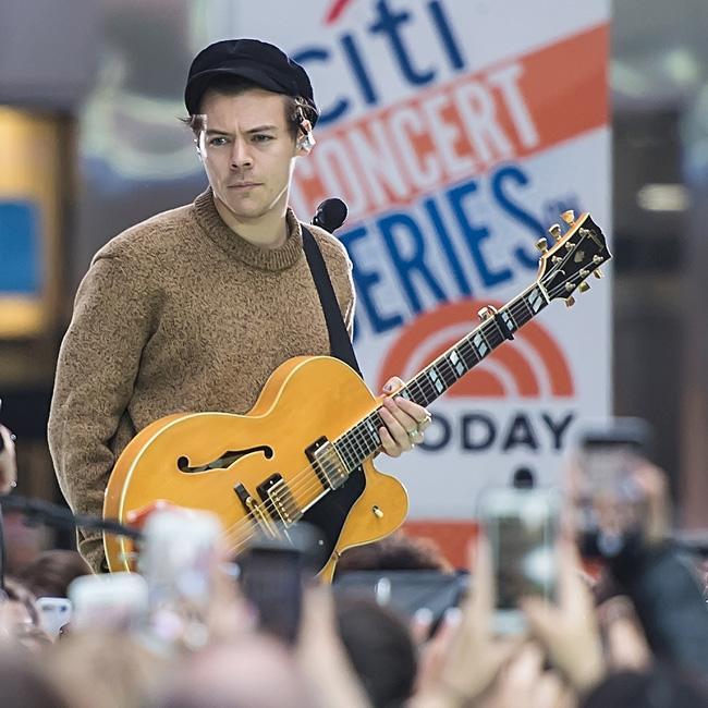 Harry Styles' changing LA needs