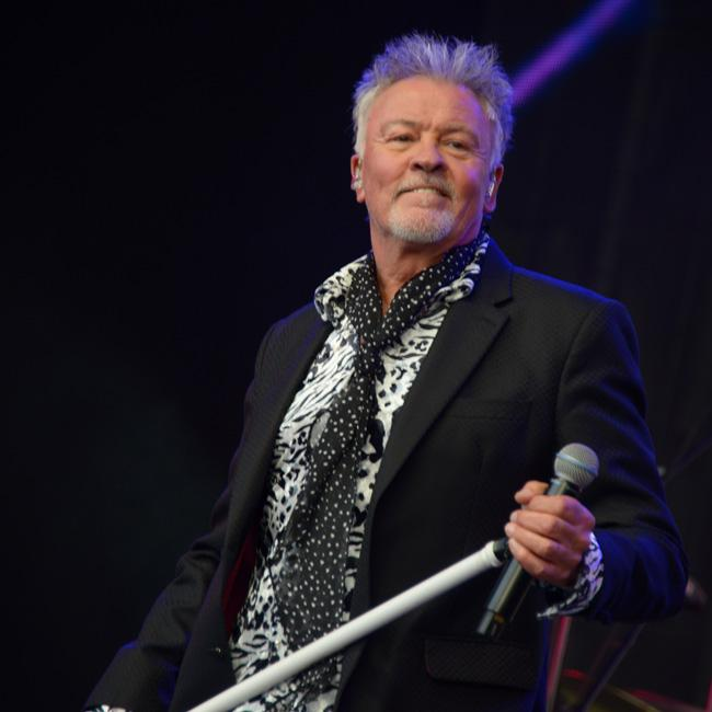 Paul Young to support Cher on UK leg of Here We Go Again Tour