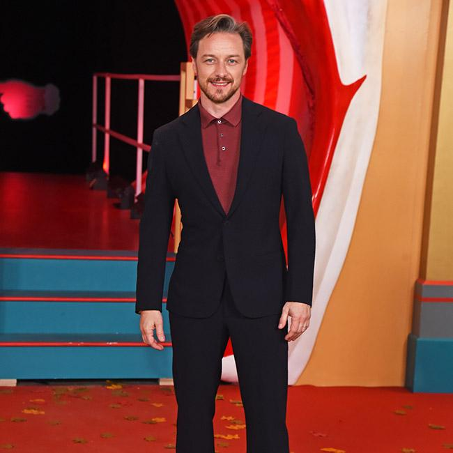 James McAvoy did his own stunts on It Chapter Two