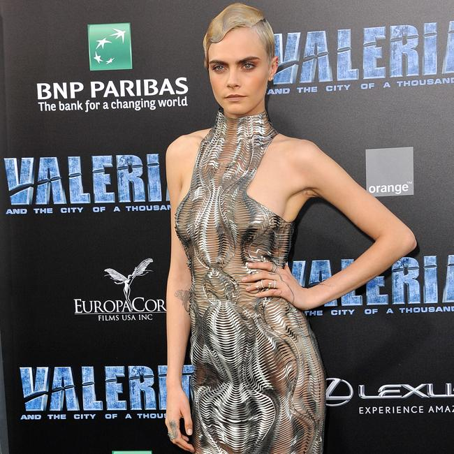 Cara Delevingne is 'better' in love