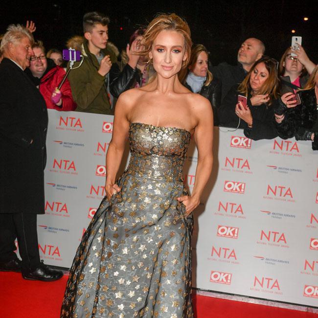 Catherine Tyldesley misses Coronation Street cast