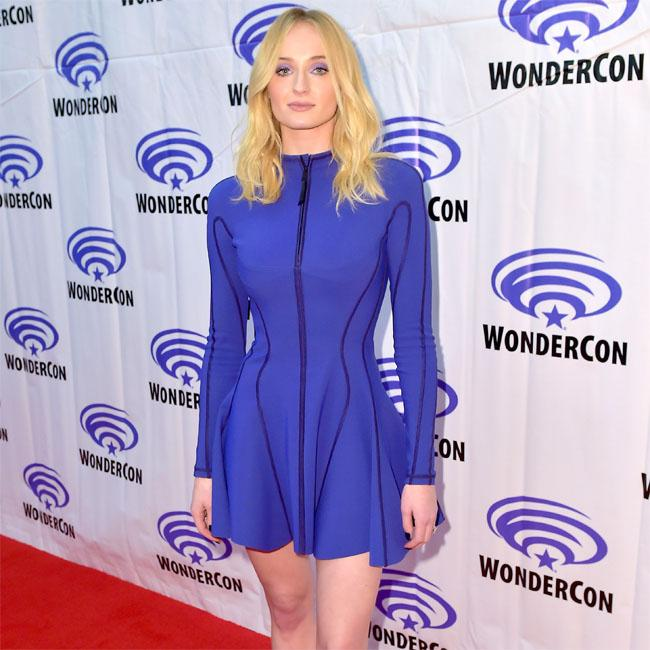 Sophie Turner wants to help those 'struggling with self worth'