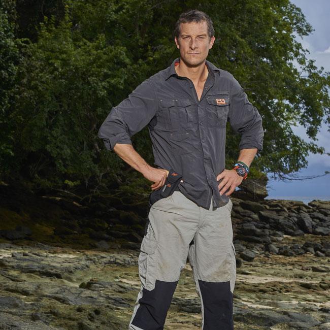 Lord Ivar Mounbatten set for Bear Grylls' Treasure Island