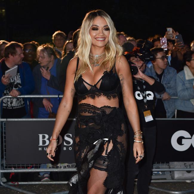 Rita Ora: Love is faceless and genderless