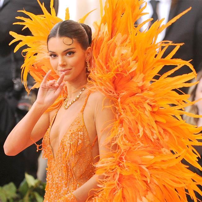 Kendall Jenner 'missing' the catwalk