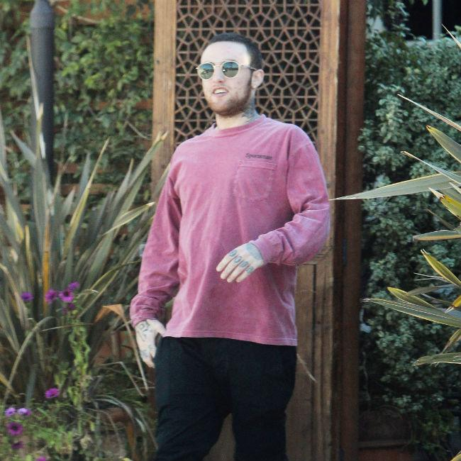 Man charged over Mac Miller's death