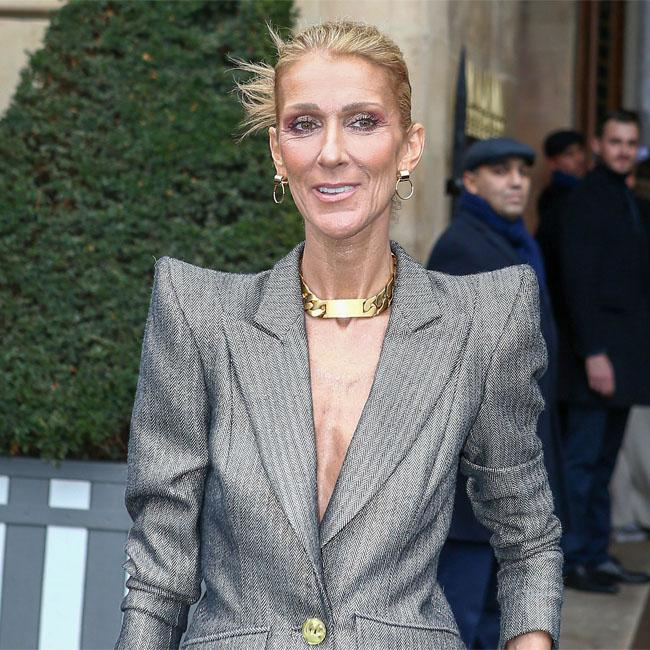 Celine Dion is 'so very proud' of her twins