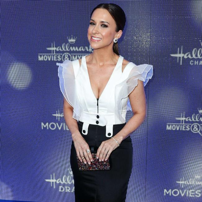 Lacey Chabert hasn't spoken to Lindsay Lohan in 'forever'