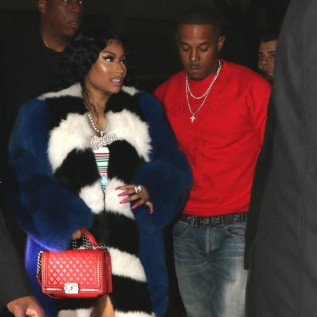 Nicki Minaj and Kenneth Petty marry