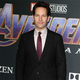 Paul Rudd buried alive for new show