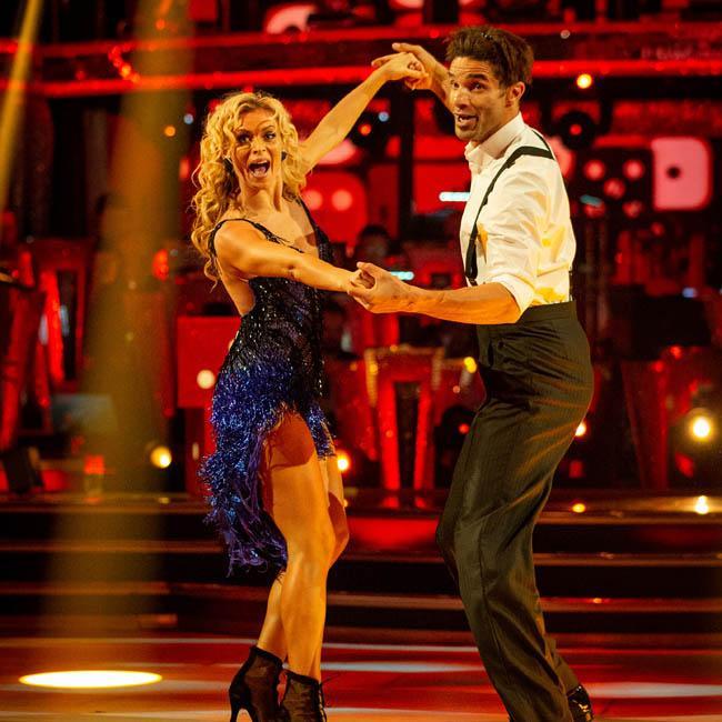 David James 'punished in Strictly scoring' for enjoying dances