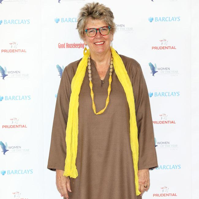Prue Leith's joy at daughter's adoption