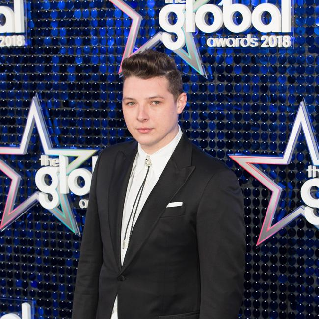 John Newman put blond streak in hair again because 'no one' recognised him
