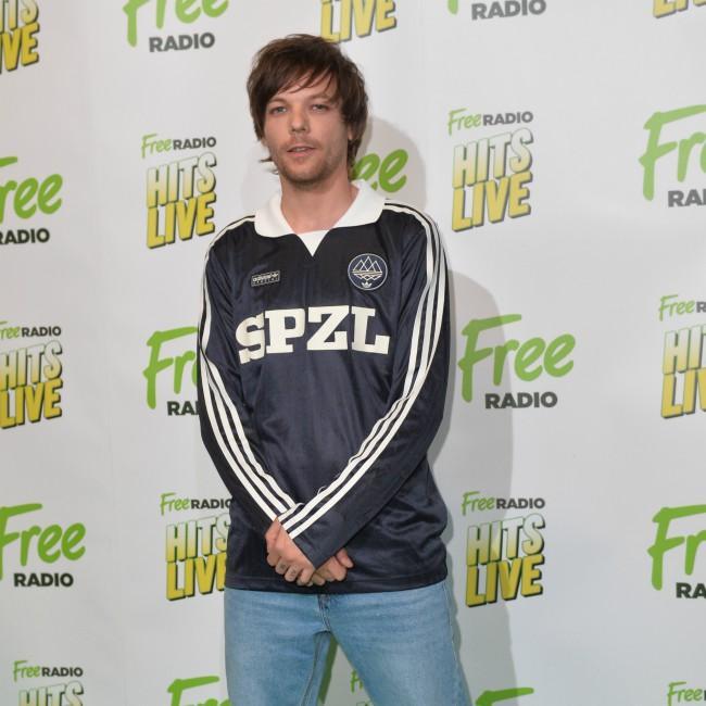 Louis Tomlinson: I'll always be upbeat