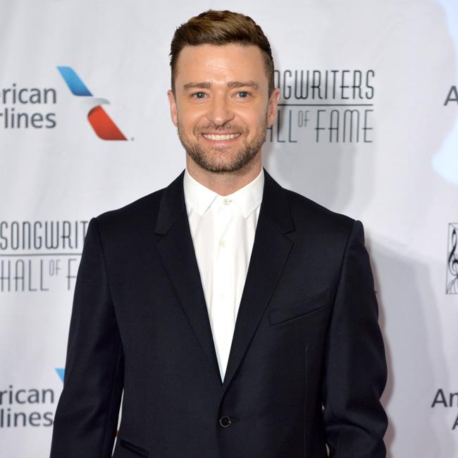 Justin Timberlake will be away from his family at Halloween