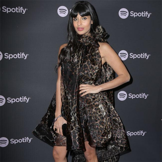 Jameela Jamil doesn't think about her body