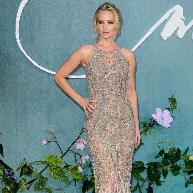 Jennifer Lawrence and Cooke Maroney tie the knot