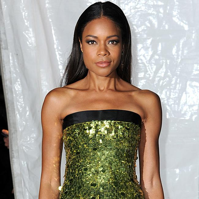 Naomie Harris won't name A-list actor who groped her