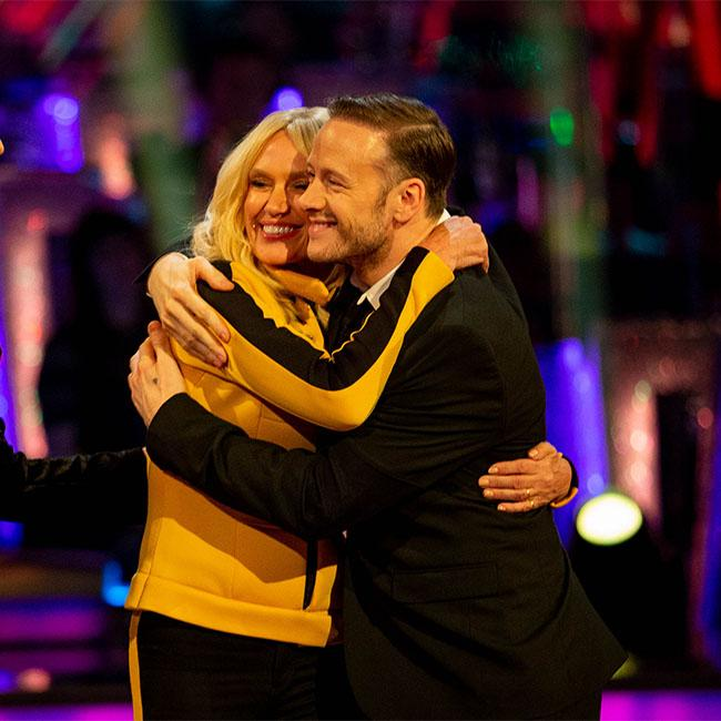 Anneka Rice and Kevin Clifton feel 'bereft' after Strictly Come Dancing exit