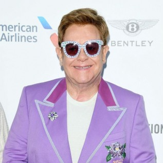 Elton John says Taron Egerton is like 'family'