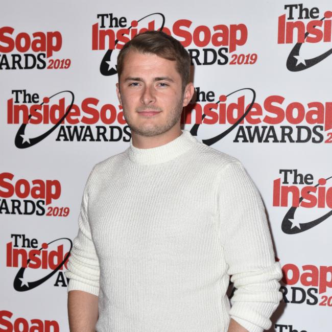 EastEnders' Max Bowden delighted with Ballum viewer reaction
