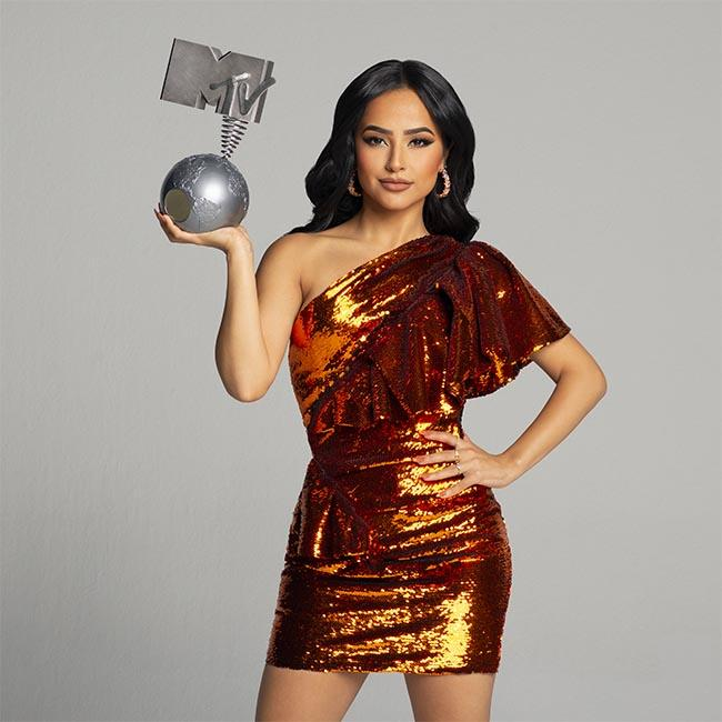 Becky G to host and perform at MTV EMAs