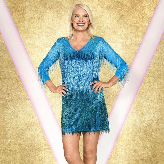 Anneka Rice says Strictly Come Dancing helped her feel feminine