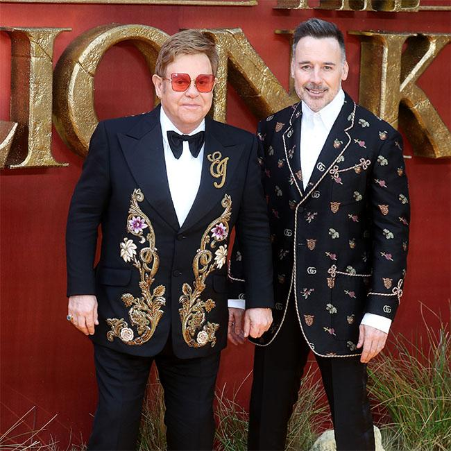 David Furnish went to rehab to tackle alcohol problem