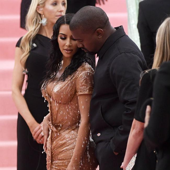 Kim Kardashian West thanks husband Kanye West for donating $1m to charity for her birthday