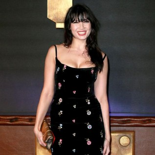 Daisy Lowe feels proud to be part of Extinction Rebellion