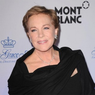Dame Julie Andrews' sadness at loss of singing voice