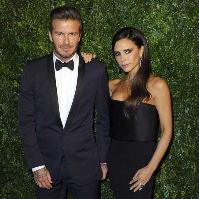 Victoria Beckham is 'lucky' to be married to David Beckham