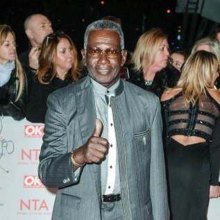 Ex-EastEnders stars reunite for Rudolph Walker's birthday