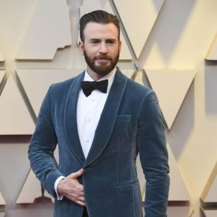 Chris Evans returns to childhood theatre to open new building