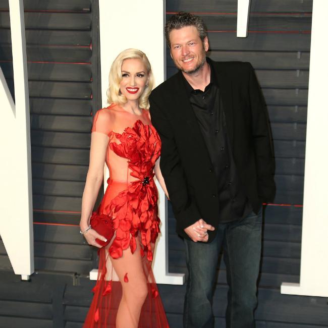 Gwen Stefani: Dating Blake Shelton is 'healing'