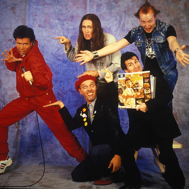 Nigel Planer was paid around '£400 per episode' for The Young Ones