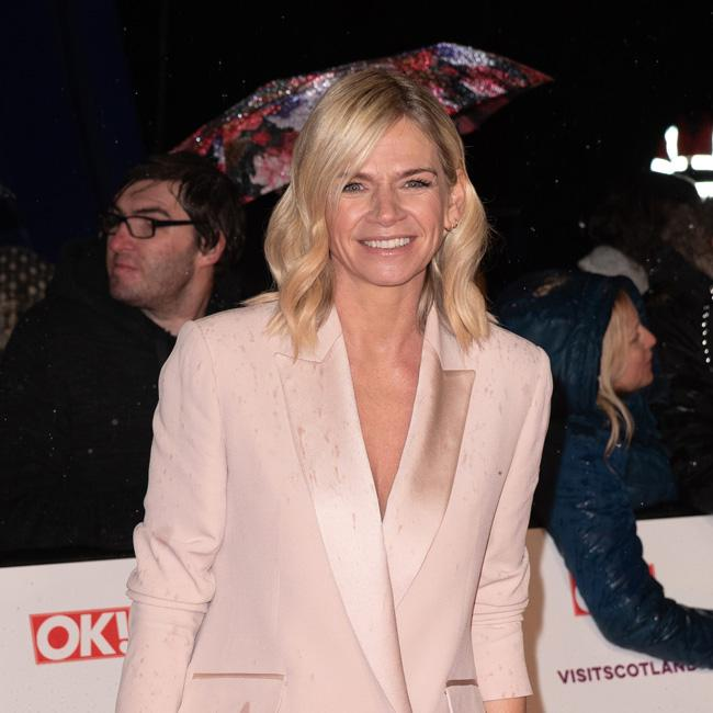 Zoe Ball pulls out of Strictly's It Takes Two with illness