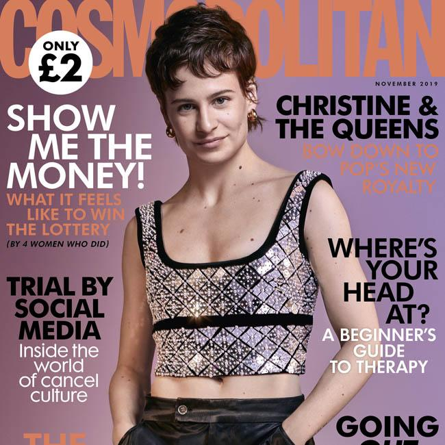 Christine and the Queens had a panic attack in the studio with Mark Ronson