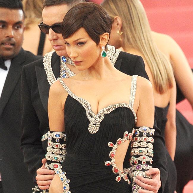 Bella Hadid named world's most beautiful woman
