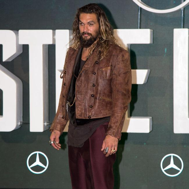 Jason Momoa wed childhood crush